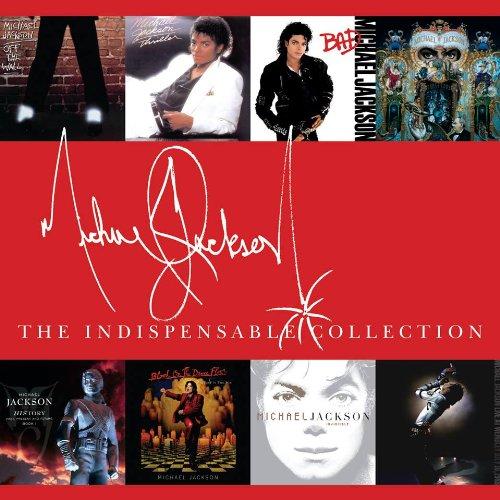 Michael Jackson - Michael Jackson - The Indispensable Collection (8 Cds Vinyl Look Retro Black Edition Reissue 2014) - Lyrics2You