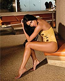 Leggy Nicole Scherzinger Hot A3 (297x420mm) Repositionable Peel & Stick Poster FS1884