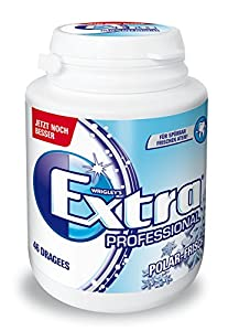 Extra Professional Polar-Frisch Dose, 3er Pack (3 x 46 Dragees)