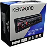 Kenwood KDC-252U In-Dash USB/CD Receiver for $73 + Shipping