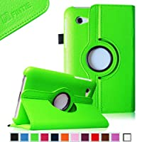 Fintie (Green) 360 Degrees Rotating Stand Case Cover For Samsung Galaxy Tab 2 7.0 Inch Tablet -- Multiple Color...