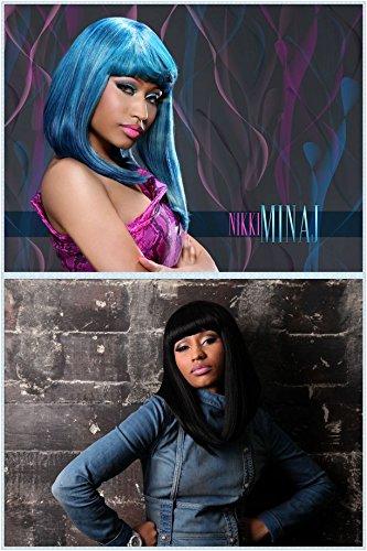Nicki Minaj 031 Waterproof Plastic Poster Great Gift Outdoor Garden Bathroom (Nicki Minaj Decal compare prices)