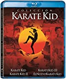 Pack: Karate Kid I-II-III + El Nuevo Karate Kid [Blu-ray]