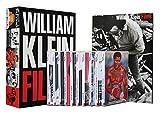 William Klein : Films - Coffret 10 DVD [+ 1 Livre] [+ 1 Livre] [+ 1 Livre] [+ 1 Livre] [+ 1 Livre]