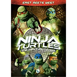 Ninja Turtles The Next Mutation: East Meets West