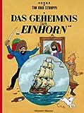 """Tim und Struppi, Carlsen Comics, Neuausgabe, Bd.10, Das Geheimnis der """"Einhorn"""""""