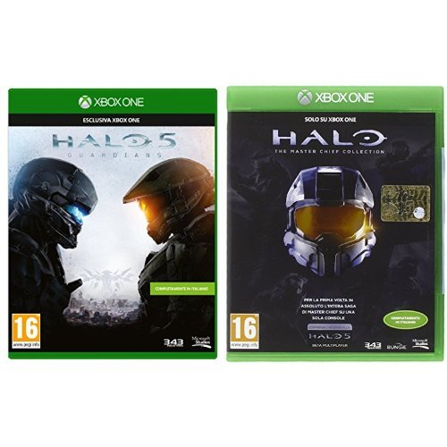 Halo 5 Guardians + Halo: The Masterchief Collection