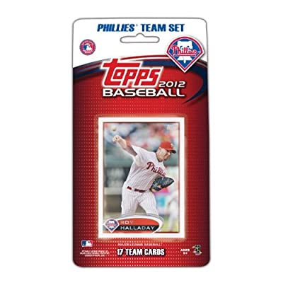 MLB Philadelphia Phillies 2012 Topps Team Set