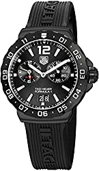 Tag Heuer Formula 1 Titanium Chronograph Mens watch - Black