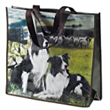 Shopper Bags Border Collies Bag