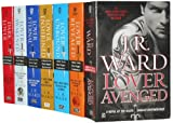 J. R. Ward Black Dagger Brotherhood by J.R Ward 7 books Set Pack Collection (Lover Avenged, Lover Revealed, Lover Unbound, Lover Enshrined, Lover Eternal, Lover Awakened, Lover Mine) (Black Dagger Brotherhood)