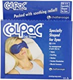 Chattnooga Colpac Cold Therapy, Blue Vinyl, Eye,
