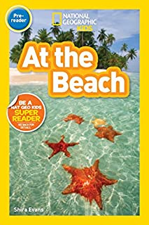 Book Cover: National Geographic Readers: At the Beach