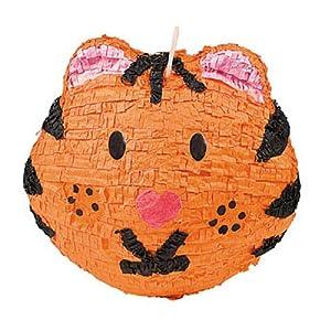 Amazon.com: Papier-Mache Hollow Tiger Pinata: Toys & Games