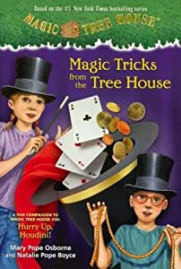 Magic Tricks from the Tree House( A Fun Companion to Magic Tree House #50( Hurry Up Houdini!)[MAGIC TRICKS FROM TREE HOUSE][Prebound]