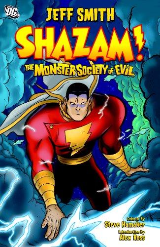 Shazam Monster Society Of Evil TP