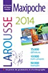 Dictionnaire Maxipoche Plus 2014 par Collectif