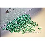 BlingGiftShop® Pack of 1000 x Flat Back Rhinestone Diamante Resin Crystal Gems /Craft Tools