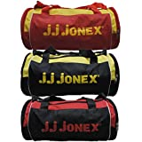 JJ Jonex Polyester 22 Cms Multi-Colour Soft Sided Gym Bags (Combo Pack Of 3)
