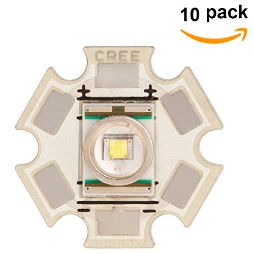 HERO-LED 20mm LED Star  CREE XLamp LED Emitter,