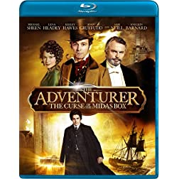 Adventurer: The Curse of the Midas Box, The [Blu-ray]