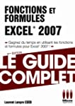 GUIDE COMPLET�FONCTIONS FORMULES EXCE...