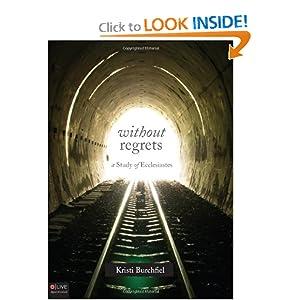 Without Regrets Kristi Burchfiel