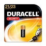 Duracell - Security Battery, 12 Volt, 1 Pack, Sold as 1 Each, DUR MN21BPK