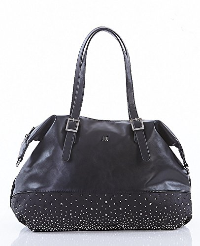 BORSA J.LO BY JENNIFER LOPEZ BLACK BAG BAGJL6182NE NERO