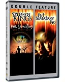 Pet Semetary/ Pet Semetary 2 (DVD) (DBFE)