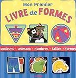 echange, troc Lee Vietro, Farah Aria - Mon premier livre de formes