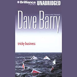 Tricky Business Audiobook