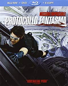 Mission Impossible - Protocollo Fantasma (Blu-Ray+Dvd+E-Copy)