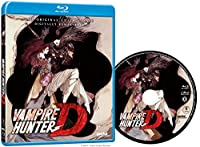 Vampire Hunter D [Blu-ray] from Section 23