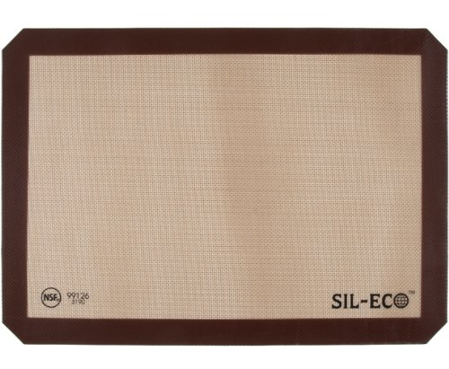 Sil-Eco Us Half Size Non-Stick Baking Liner