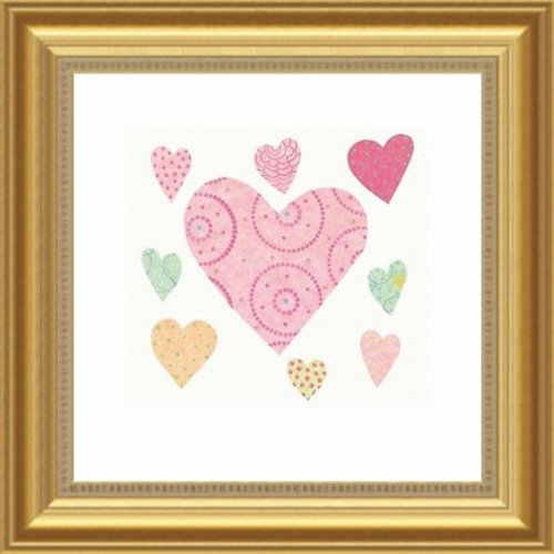 Barewalls Wall Decor by Rachel Taylor, Lots of Love - 1