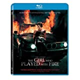 The Girl Who Played with Fire [Blu-ray] ~ Noomi Rapace