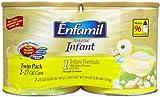 Enfamil Infant Baby Formula Powder 27 oz 2 pk Enfamil