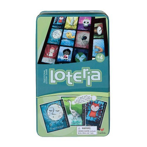 Loteria Boardgame by Cardinal