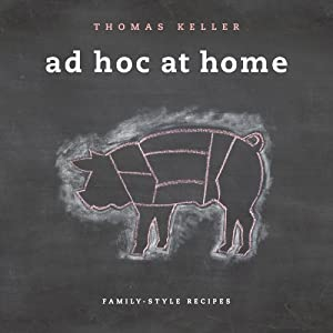 Cover of &quot;Ad Hoc at Home&quot;