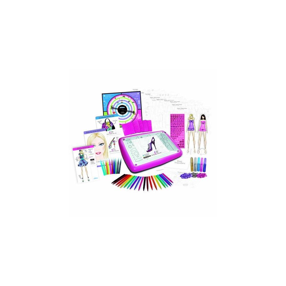Project Runway Light Box Fashion Design Studio Set On Popscreen