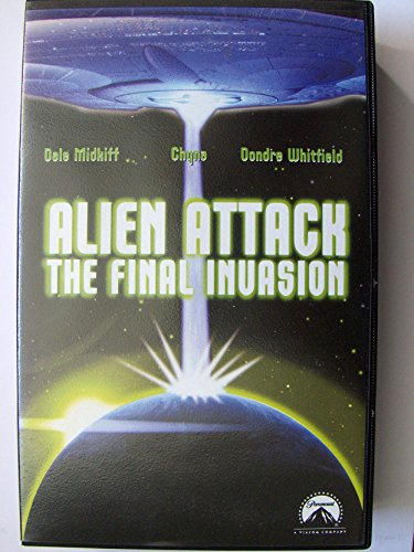 Alien Attack - The Final Invasion [VHS]
