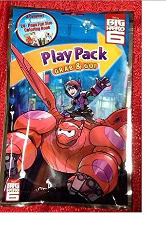 Big Hero 6 Play Pack Grab & Go