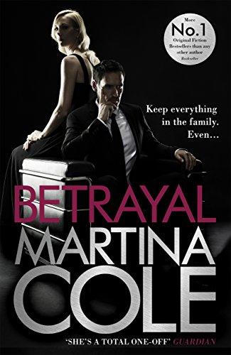 betrayal-english-edition