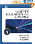Essentials of Statistics for Business...