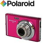 Extrem kompakte 18-Megapixel-Digitalkamera Polaroid IE826 (18 MP, 8-facher optischer Zoom, Li-Ion-Akku, 2,4