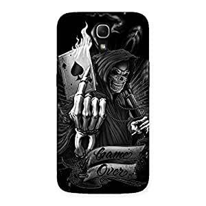 Enticing Game Over Back Case Cover for Galaxy Mega 6.3