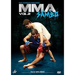 MMA: Sambo Vol. 2 by Hervé Gheldman - Mixed Martial Arts Fight Techniques