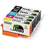 JARBO Kompatibel HP 364XL Tintenpatro...