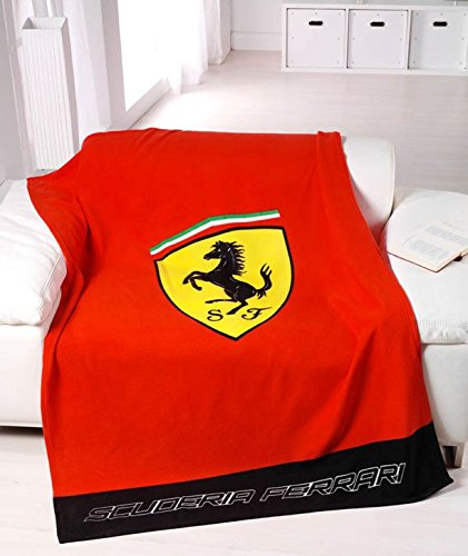 ferrari-shield-fleece-blanket